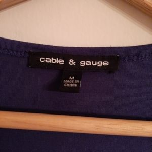 Cable & Gauge Other - Top